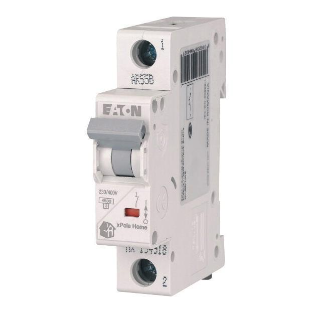 Автоматические выключатели 20А Eaton HL-C20/1