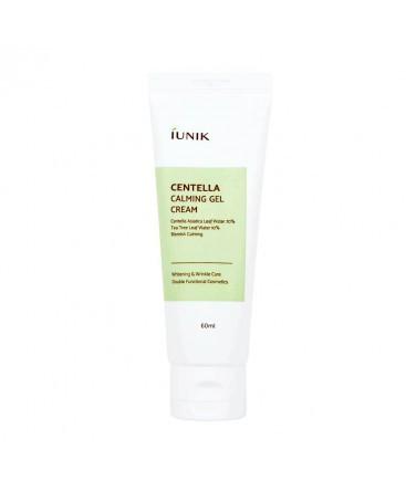 Успокаивающий гель-крем IUNIK Centella calming gel cream, 60 мл.