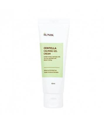 Успокаивающий гель-крем IUNIK Centella calming gel cream, 60 мл., фото 2