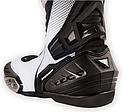 Мотоботы кожаные Shima RSX-6 (White Black), фото 3