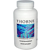 T. Asthmatica Плюс Thorne Research 120 вегетарианских капсул