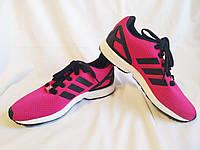 Кроссовки женские розовые Adidas Torsion ZX FLUX (Размер 34 (UK3))