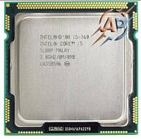Процессор Intel Core i5-760 2.8GHz  Socket 1156
