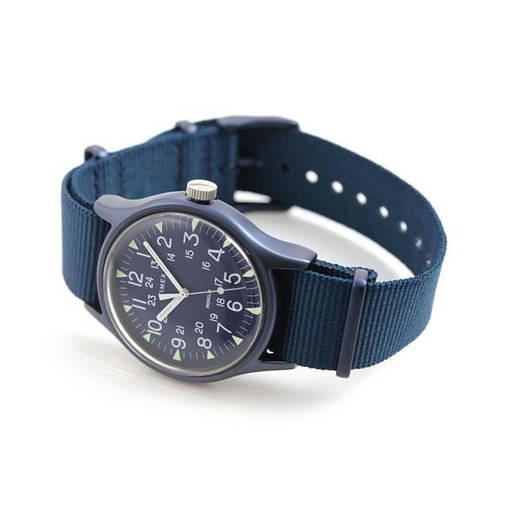 Чоловічий годинник  Timex TW2R37300 Blue, фото 2