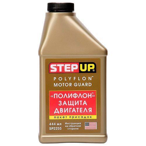 Тефлоновая защита двигателя Step Up SP2255 444мл