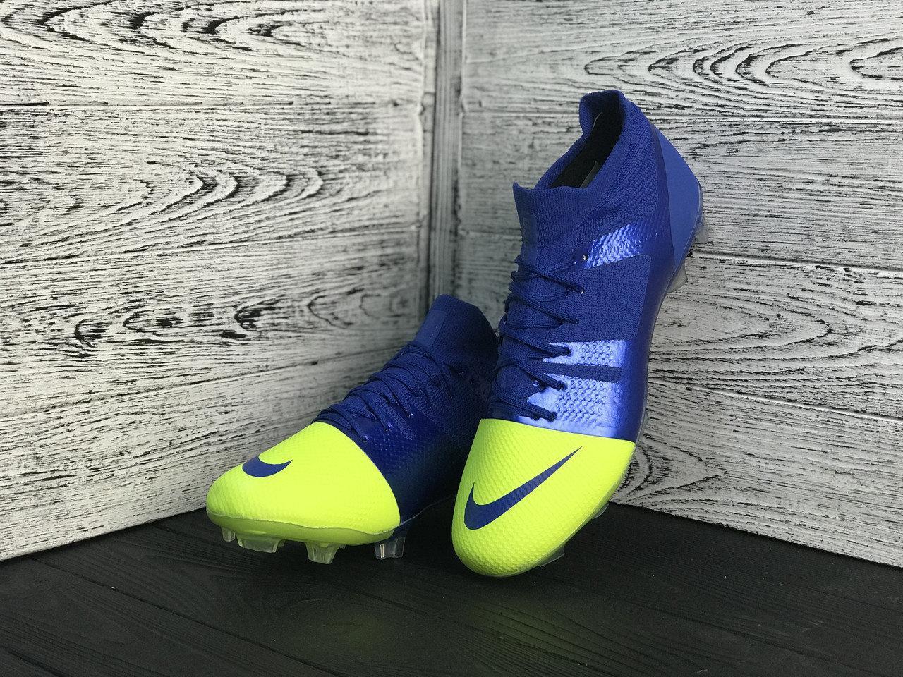Бутсы Nike Mercurial 360 / найк меркуриал(реплика) /44,45/
