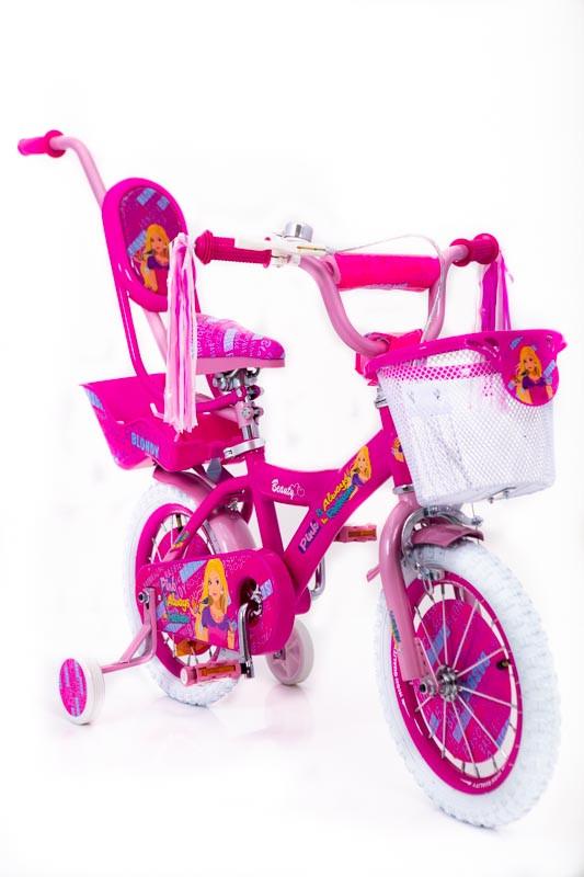 "Детский Велосипед ""BARBIE 14"" БАРБИ"