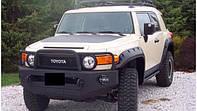 Расширители колесных арок на Toyota FJ Cruiser Bushwacker Pocket Style