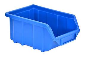 Ящик для мастерской Technics синий 170 х 115 х 75 мм (52-591)