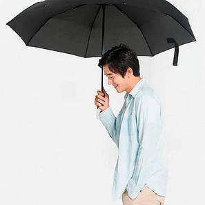 Зонт автоматический Umbracella Super Large Automatic Umbrella Black (HY3A18001BK) (3007310)                          , фото 2