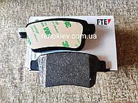 Тормозные колодки задние дисковые Renault Kango 1.5 dCi,1.6 16V c 2008
