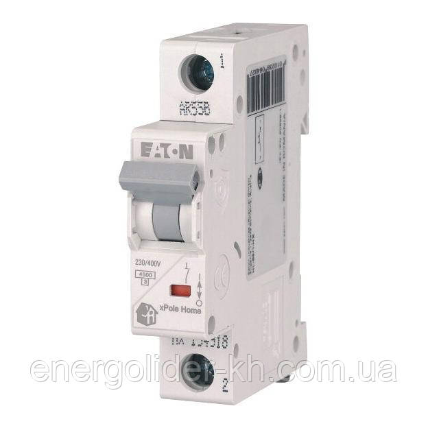 Автоматический выключатель 63А, Eaton HL-C63/1