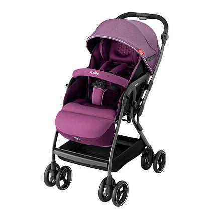 Детская прогулочная коляска Aprica Optia Premium, фото 2