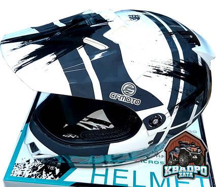 CFMOTO оригинальный защитный шлем X370, фото 2