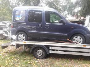 Авторозборка Renault Kangoo 1.5 cdti 2003-2009