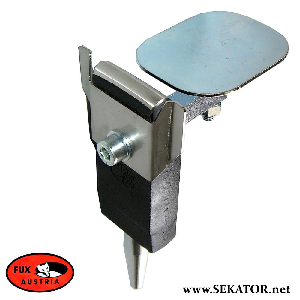 Бабка-ковадло з опорним столом FUX A64351