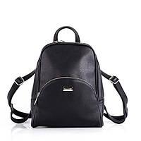 Женский черный рюкзак Polina, фото 1