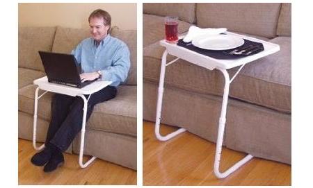 Портативный столик (складной столик) TABLE MATE (Тейбл майт)