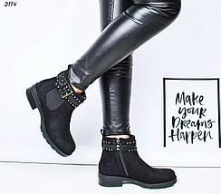 Модные женские ботинки весна, фото 2