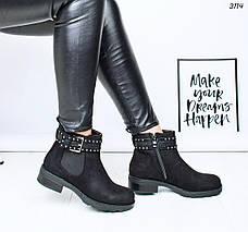 Модные женские ботинки весна, фото 3