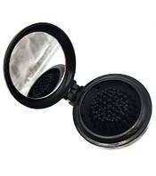 Расческа для волос №М5 круглая,с зеркалом, длина 6,5