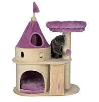 Trixie My Kitty Darling Scratching Castle Домик когтеточка для кошек Трикси