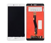 "LCD Huawei Honor 6x, GR5 2017, BLL-21 + Touchscreen (white) ""Original"""