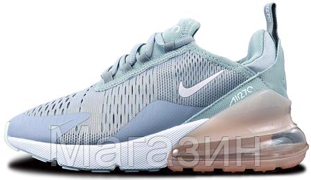 Женские кроссовки Nike Air Max 270 Найк Аир Макс 270, фото 2