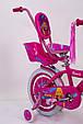 "Детский Велосипед ""BARBIE-16"" БАРБИ, фото 4"