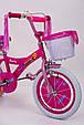 "Детский Велосипед ""BARBIE-16"" БАРБИ, фото 2"