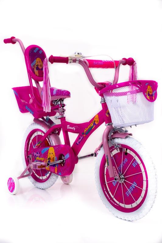 "Детский Велосипед ""BARBIE-16"" БАРБИ"