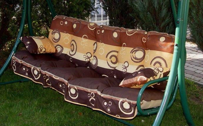 Подушки,матрасы для садовых качель 135 см., фото 2
