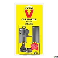 Мышеловка - Victor Clean-Kill Mouse Trap M162S, фото 1