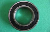 Подшипник шариковый радиальный 6007-2RS (180107) закрытый