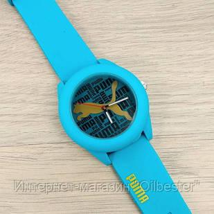 Женские часы Puma голубые