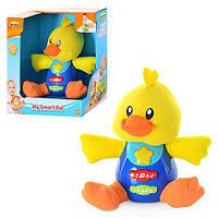 Развивающая музыкальная игрушка Утка Мой умный друг WinFun 0636 NL