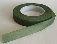 Тейп-лента темно зелёный цвет