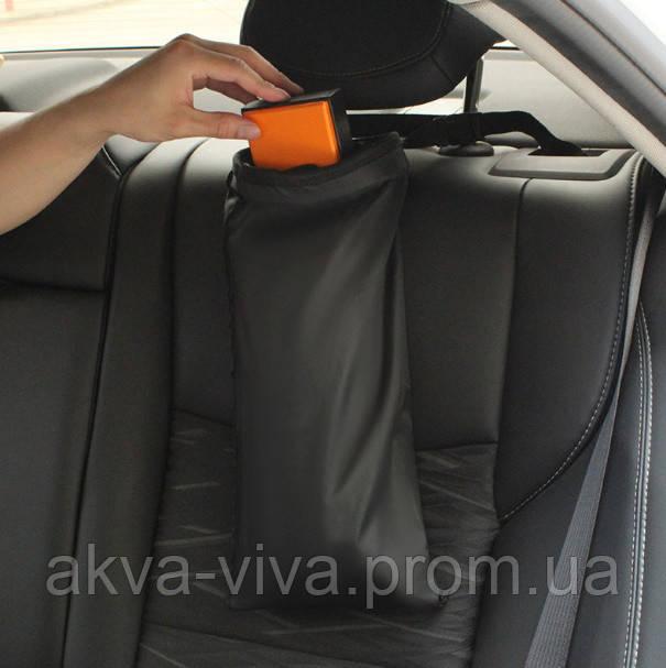Ведро-мешок в салон автомобиля (АО-2005-4)