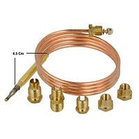 Термопара (газконтроль) 600 мм. з набором насадок 44TC482
