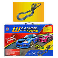 Гоночный авто трек Шальные гонки 13817