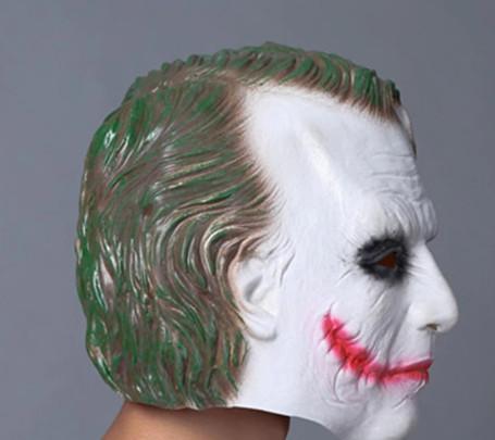 Латексна маска Джокера (к/ф Темний лицар)