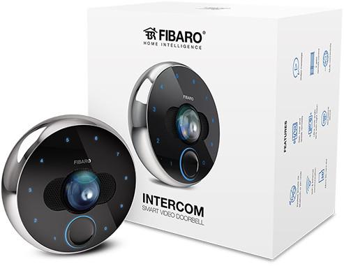 Панель виклику FIBARO Intercom FGIC-001