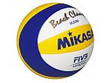 Волейбольный мяч Mikasa VLS300 пляжный (оригинал), фото 2