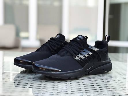 Кросівки чоловічі Nike Air presto,чорні,текстильні 45р, фото 2