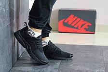 Кросівки чоловічі Nike Air presto,чорні,текстильні 45р, фото 3
