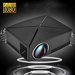 Проектор мультимедийный с Wi-Fi, Android кинопроектор Wi-light C80 Проектор для дома Оригинал, фото 7