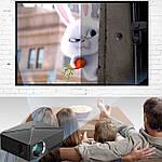 Проектор мультимедийный с Wi-Fi, Android кинопроектор Wi-light C80 Проектор для дома Оригинал, фото 9