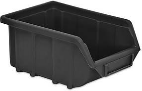 Ящик для мастерской Technics черный 250 х 160 х 130 мм (52-601)