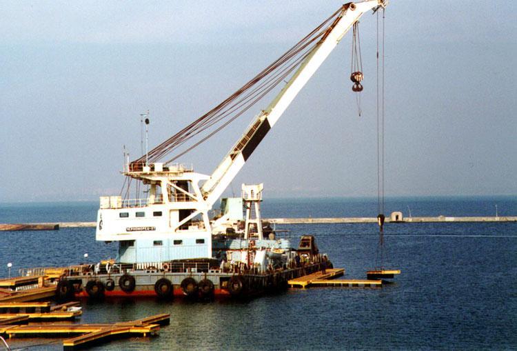 Лицензия на строительство гидротехнических сооружений и комплексов