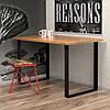 Опори для столів в стилі LOFT зараз в тренді!
